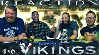 Vikings 4x6 REACTION!!