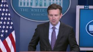 5/19/16: White House Press Briefing