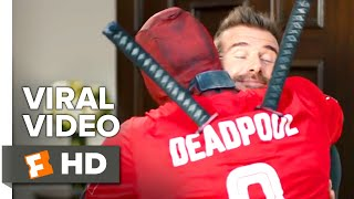 Deadpool 2 Viral Video - With Apologies to David Beckham (2018) | Movieclips Coming Soon