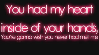Adele- Rolling In The Deep [Lyrics HD]