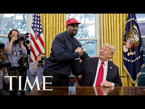 Xxx Mp4 President Donald Trump Meets Kanye West For Lunch At The White House TIME 3gp Sex