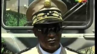 Le gouverneur de la région de Ségou était a Diabaly pour annoncé le retour de l'administration