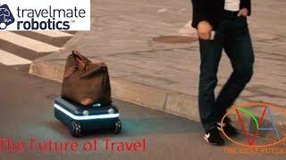 Travelmate Robotics Suitcase The Future of Travel