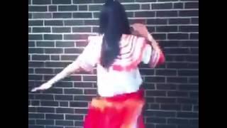 رقص قبائلي