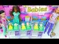 Download Video Download Baby Secrets At Barbie Hospital - Surprise Blind Bag Babies with Color Changing 3GP MP4 FLV
