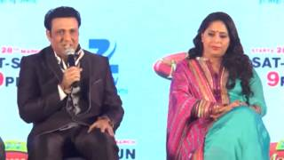 Govinda at the launch of ZEE TV dance reality show Dance India Dance Super Moms