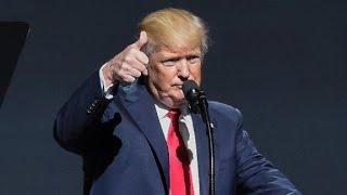 President Trump's full NRA speech