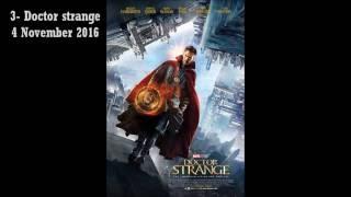 Top 2016 upcoming movies
