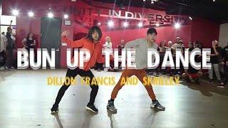 ''BUN UP THE DANCE'' - Dillon Francis & Skrillex | Bailey Sok & Sean Lew | Kyle Hanagami Choreo