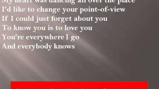 Madonna - Beautiful Stranger Lyrics