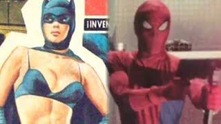 8 Bootleg Superhero Movies