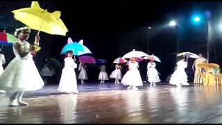 || Tip tip tup tap bristi dance performance || at naihati || Rahi chanda and Rahi's group ||