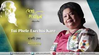 images Tui Phele Esechis Kare Full Audio Srabani Sen Dekha Hoyechhilo Rabindra Sangeet