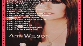 Ann Wilson-Strong Strong Wind (Previously Unreleased)