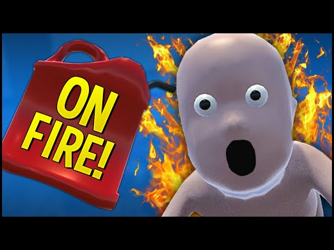 Who's Your Daddy - BABY ON FIRE! (New Update Gameplay & Funny Moments)