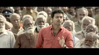 Kaththi Heart touching climax dialogue 720p