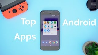 Top Android Apps - March 2017