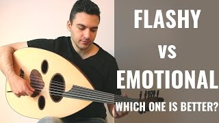 Flashy vs Emotional Oud Playing - Episode 1