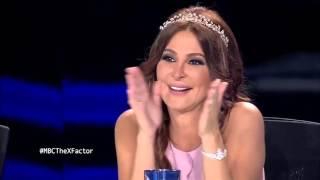 MBC the X factor - Hamza & Ragheb-راغب علامه & حمزه هوساوي & ، أحضني اكثر