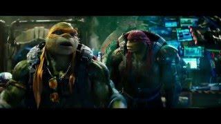 TEENAGE MUTANT NINJA TURTLES: OUT OF THE SHADOWS Offizieller Trailer 2 [HD]