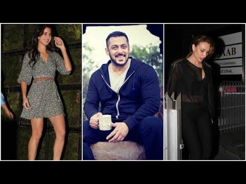 Salman-Katrina's Proximity Making Iulia Insecure? | Bollywood News