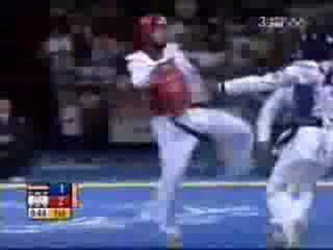 2004 Athens Olympics Olympic Tae-Kwon-Do Sparring