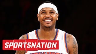 Knicks Trying To Increase Carmelo Anthony's Trade Value? | SportsNation | ESPN