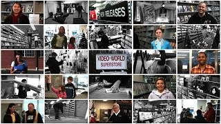 Video World - Trailer - The Death of Video Store (Documentary)