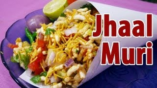 Jhal Muri Recipe | Every Indian Girl's Favorite Snack
