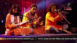 Dhaka International Folk Fest 2016 (DIFF) -  TunTun Baul HD