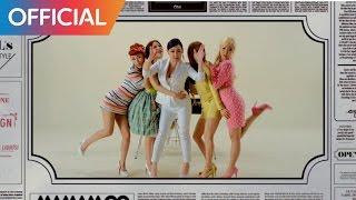 마마무, 에스나 (MAMAMOO, eSNa) - AHH OOP! (아훕!) MV