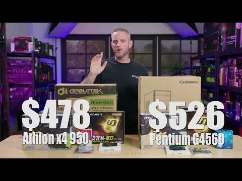 Ultimate Budget Gaming PCs AMD vs Intel