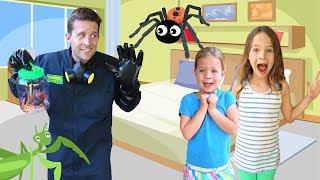 Toy Hotel has a Bug Problem !!!