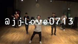젝스키스 - 커플 안무연습영상