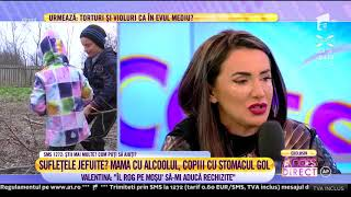 Mara Bănică în lacrimi! Tata Marcel încearcă să-și crească singur cei cinci copii