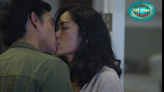 the warmest kiss