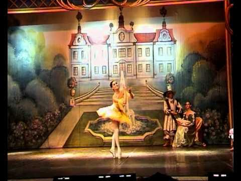 Canary Fairy. Natalia Gubanova