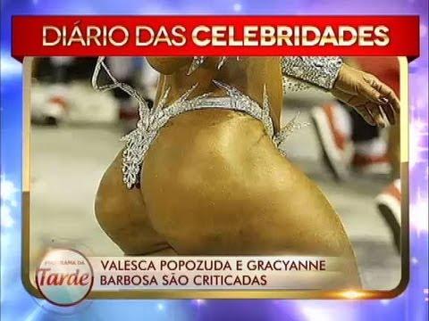 Descubra por que Popozuda e Gracyanne Barbosa deram o que falar no Carnaval