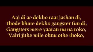 Raat Jashan Di Full Song With Lyrics