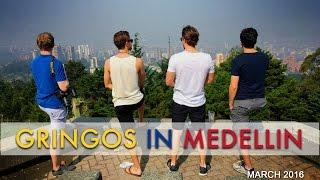 Colombros Trip 2016 | Gringos in Medellin