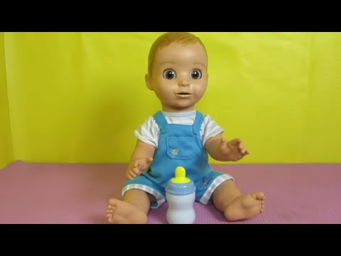 Luva Beau Baby Boy Doll Unboxing and Review!