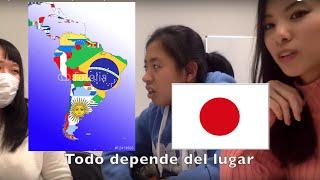 Opiniones: Latinos y Japoneses