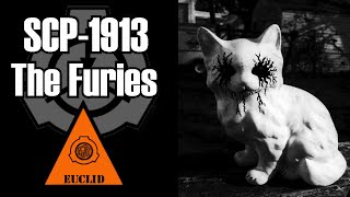 SCP-1913 The Furies | euclid class | animal / Pitch Haven / sentient scp