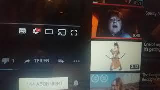 Furryvideos am Rand von EnF Video