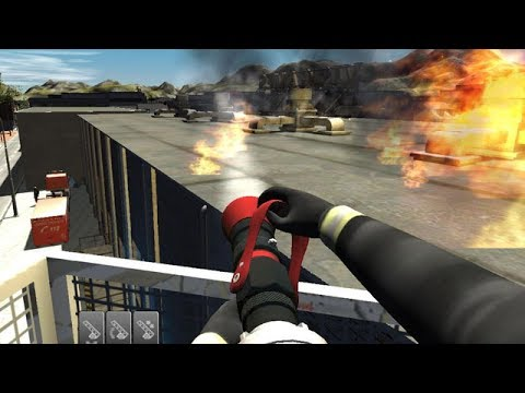First 30 minutes real heroes firefighter pc wii for Bureau 13 gameplay