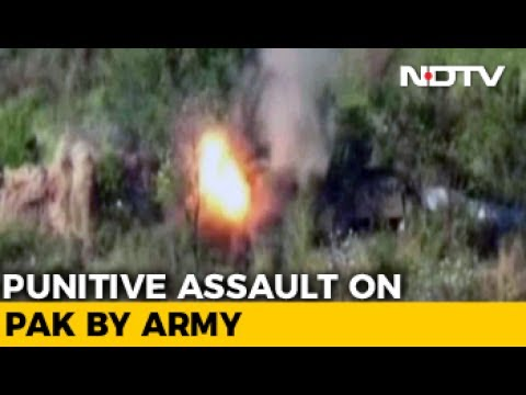 Xxx Mp4 Army Releases Video Of Recent Fire Assault On Pak Posts 3gp Sex