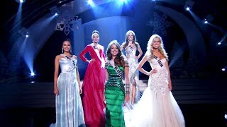 Miss Universe 2012 - TOP 5
