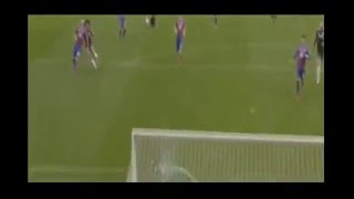 Willian Amazing Goal against Crystal Palace