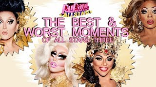 The absolute BEST & WORST moments of #AllStars3