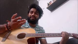 HEROPANTI -TERE BINA SONG GUITAR COVER BY [RAGHAV DILIP]
